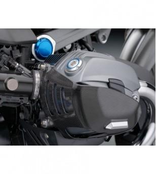 Tapon aceite motor azul BMW R1200 GS 17 Adv Rizoma