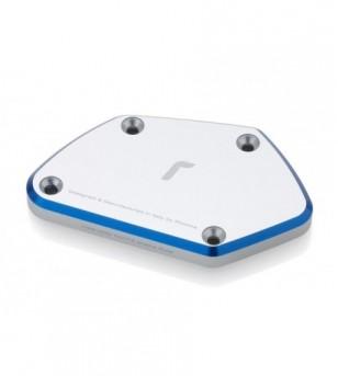 Tapas depositas fluidos embrague Aluminio-Azul Rizoma