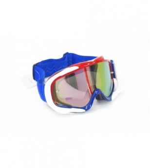 Goggle YH18  Azul/Rojo...