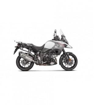 'Slip-On Line Titanio Suzuki V-Strom 1000 ''14-''18 S-S10SO14-HAFT Akrapovic'