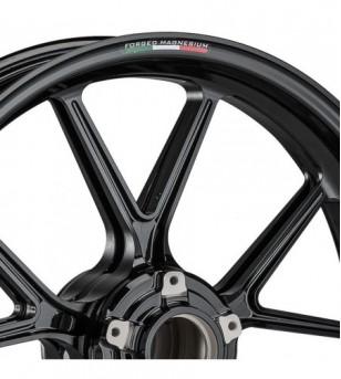 Jgo Rines Ducati Panigale 899-959-1199-1299  2012-2018 M10RS Corse  3.5x17 Ngr Brillante  Marchesini