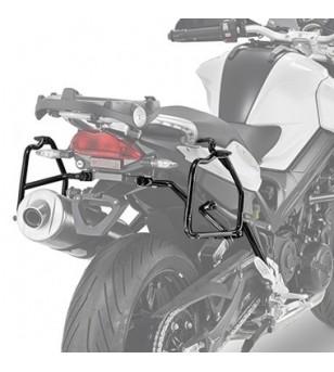 'Fijacion lat de Liberacion Facil p/Maleta p/BMW F800R 09-16'' GT 13-16'' Givi'