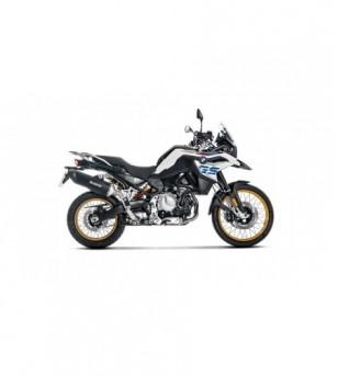 Slip-On Titanio Negro BMW F850GS / F750GS 18- S-B8SO8-HFBFCTBL Akrapovic