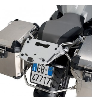 Soporte Tras Alum BMW R1200GS Adven -14 -16 KRA5112 Kappa