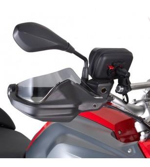 Protector de manos (Handguard) BMW F800GS Adv- R1200GS/Adv -13-16 Transp EH5108K Kappa
