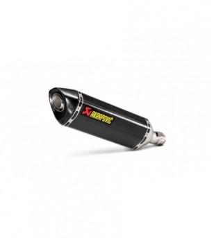 Slip-On Carbono Suz GSX-R 1000 17-20 S-S10SO12-HRC Akrapovic