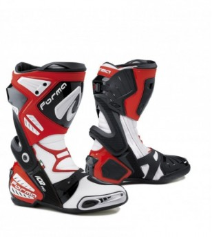 Botas Ice Pro Rojo Forma