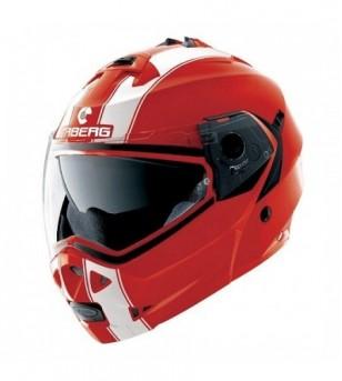 Casco Duke II Legend Ducati Rjo/Bco Caberg