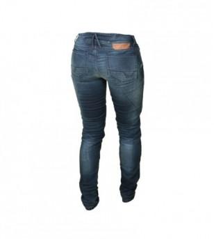 Pantalon Jenny Mezclilla...