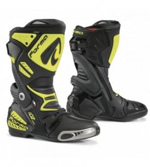 Botas Ice Pro negro/amarillo Forma