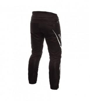 Pantalon Textil Drake Air D-Dry Ngo/Bco Dainese