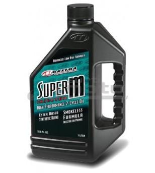 Lubricante. Super M Semi-Sintetico 1Lt. Maxima