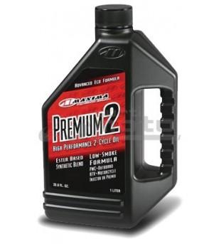 Lubricante Premium 2 Semi-Sintetico 1 LT Maxima