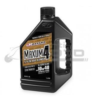 Lubricante 128Oz Synthetic Blend 20W50 Galon Maxima