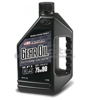 Lubricante Gear Oil 100% Synthetic Trans.1 Lt Maxima