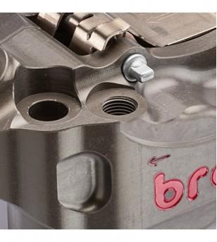 Pinzas Freno Del 108mm Radial Billet  HA Brembo