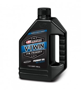 Lubricante Transmision V-Twin 100 % Synthetic Primary (946 ml) Maxima