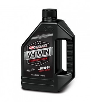 Lubricante Transmision/ Gear V-Twin 80w90 (946 ml) Maxima