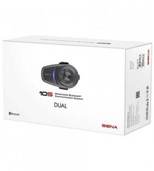 Intercomunicador Bluetooth  10S Dual Pack Sena