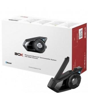 Intercomunicador Bluetooth 30K con Mesh Sena