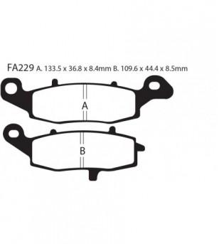 Zapata FA229HH (Usar...