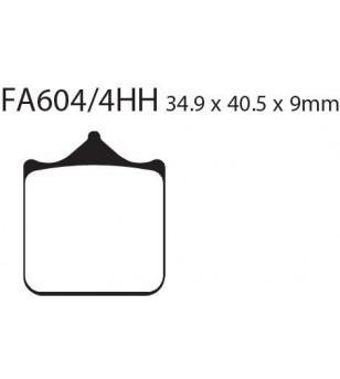 Zapata FA604/4HH EBC