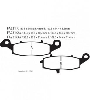 Zapata FA231HH (Usar...