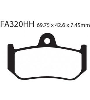 Zapata FA320HH EBC