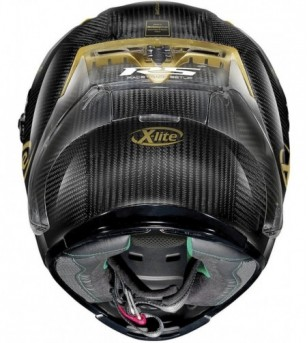 X-803 RS Ultra Carbon Golden Edition 33