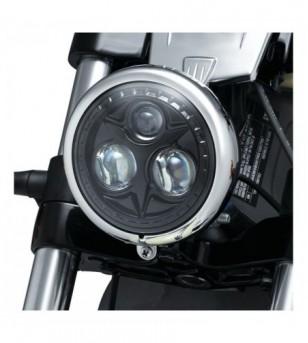 Faro LED ORBIT 5-3/4 No HALO p/ XL 14-20 Street 15-20 H-D 2475 Kuryakyn