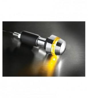 Direccional LED KELLERMANN BL 2000 cromo p/ contrapeso Multi-Fit 2558 Kuryakyn