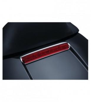 Luz freno LED TOUR-PAK TRUNK cromo superior p/ maletero H-D 6706 Kuryakyn